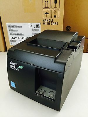 NEW Star Micronics TSP143IIU TSP143UII Thermal Receipt Printer - USB