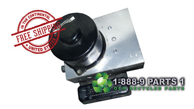 ABS PUMP w/ MODULE 1634300007  ML320 ML350 R350 R500 06 -09 Stk  S406A24
