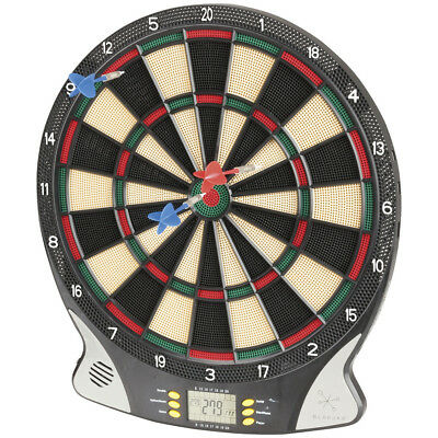 NEW Electronic Dart Board with Darts GH1158