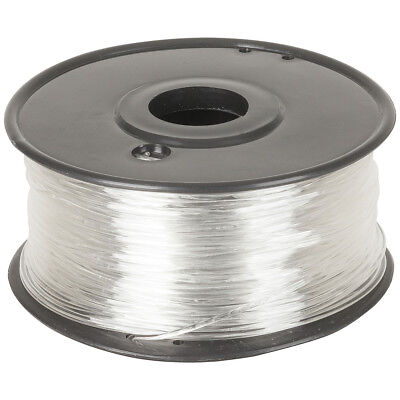 NEW 1.75mm Clear 3D Printer Filament 250g Roll TL4114