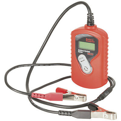 NEW 12VDC Lead Acid Battery Tester QP2261