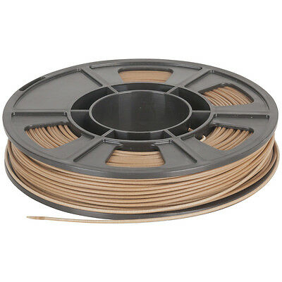 NEW 1.75mm Wood Finish 3D Printer Filament 250g Roll TL4124