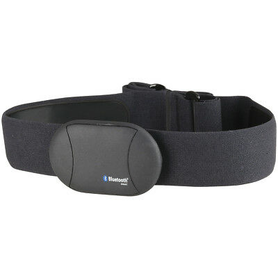 New Monitor Chest Heart Rate Belt Bl/th App Xc0392
