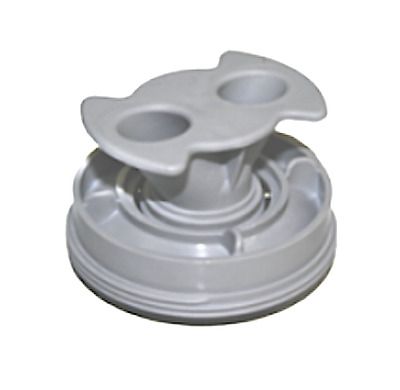 "Watkins: Hot Springs Tiger River Solana 2-1/2"" Rotary Jet Insert Cool Gray:71690"