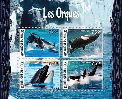 Z08 IMPERFORATED NIG16217a NIGER 2016 Orcas MNH