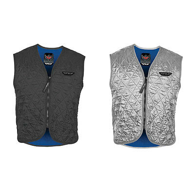 Fly Racing Adult Evaporative Cooling Vest Street Riding Gear - Pick Size & Color