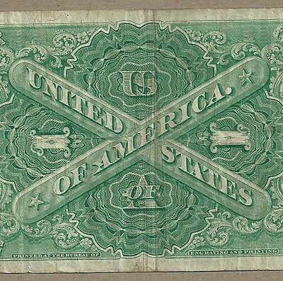 1917 $1 Us Note         Very Cheap            Decent Note