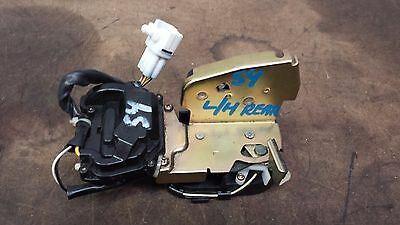 Ford  Territory Sx Sy Left Hand Rear  Door Catch Lock Actuator