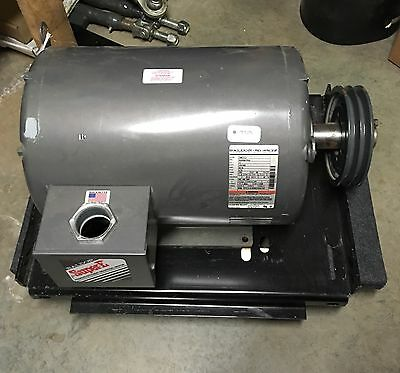 Baldor Reliance 25 HP Electric Motor 1770 RPM 3 Phase 230/460 Volt