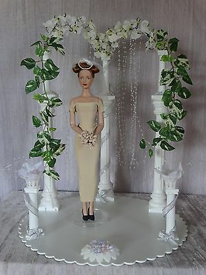 AllforDoll OOAK DIORAMA 1:4 scale Furniture Wedding ALTAR Tonner Gene BJD Doll