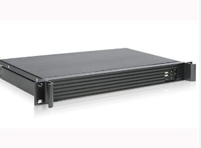 "X-Case K125CP 1u Rackmount Short 10"" Deep -Expansion Slot"