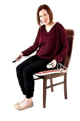 """Unique Bio Amethyst Car/chair Seat Automat  For When You Want To """"sit And Heal!"""""""