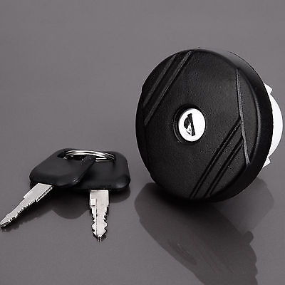 New Locking Fuel Petrol Diesel Cap With 2 Keys For Ford Transit Mk6 2000-2006