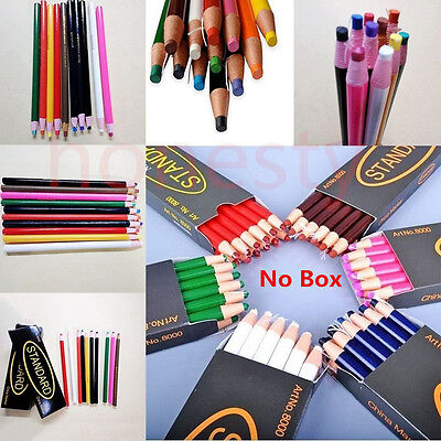 2~10X China Markers Peel Off Chinagraph Grease Wax Pencil For Metal Glass Fabric
