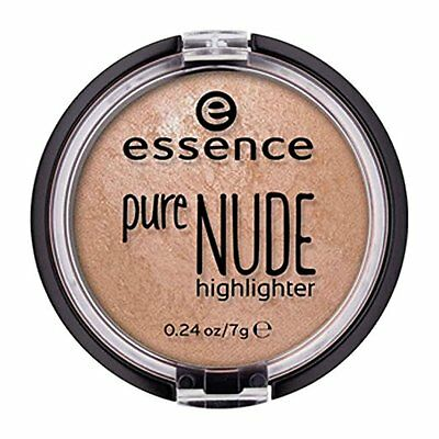 essence Pure NUDE Highlighter 10 Be My Highlight Powder Compact NEW FRESH