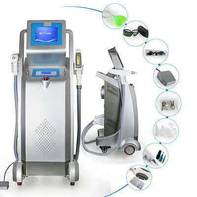 Professional NG YAG laser IPL RF Elight Hair&Tattoo Removal Machine On Sale 2IN1