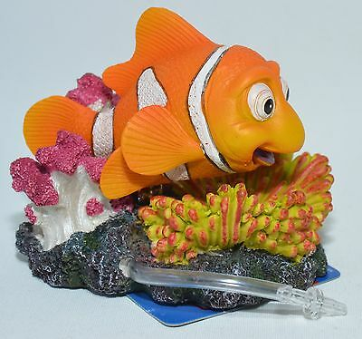 Nemo Air Action Clown Fish Aquarium Ornament Fish Tank Decoration Trixie