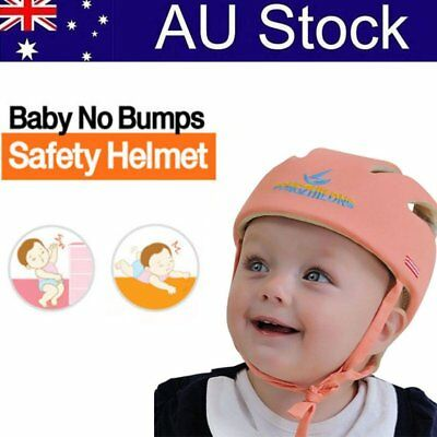 AU STOCK Baby Safety Helmet headguard, Baby Hats, cap No Baby No Bumps HH