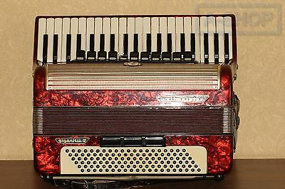 Accordion Weltmeister Gigantilli IV made in Germany