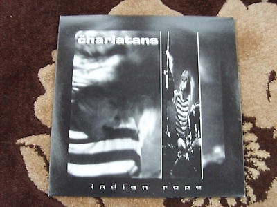 "The Charlatans Indian Rope 12"" Mint"