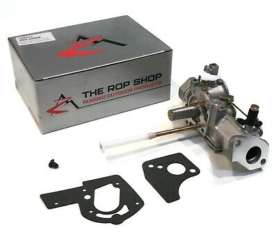 CARBURETOR & GASKETS for Briggs Stratton Model 112252, 112292, 130202 5hp Engine