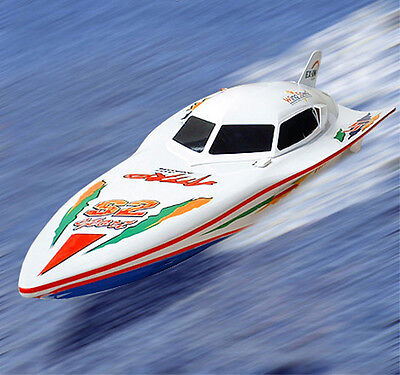 """28"""" Double Horse 7000 Wing Speed Remote Radio Control RC Fast Speed Boat EP RTR"""