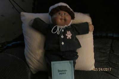 Vintage Cabbage Patch Doll - A-1 Condition - Never been washed or played with