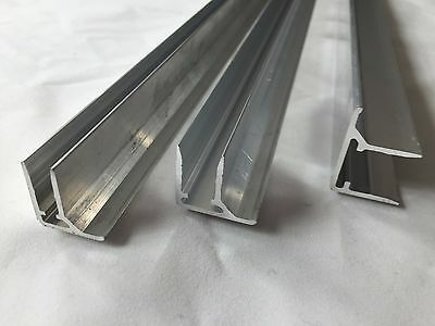 F Section For Polycarbonate Roofing Sheets Suitable For 6mm/10mm/16mm