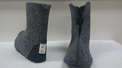 Replacement Boot Liners Dark Grey Style