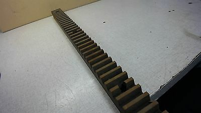 Martin R4X4 Gear Rack-16 Teeth Per Foot-2'' Wide 1.5'' Thick 4' Long
