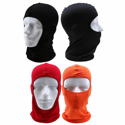Windproof Motorcycle Sport Bike Racing Riding Face Mask Cap Hat Neck Cover New