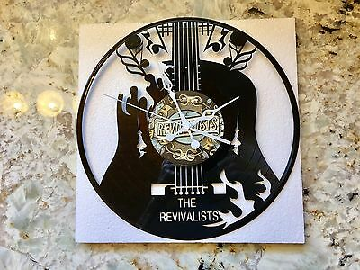 The Revivalists band  Art/Clock