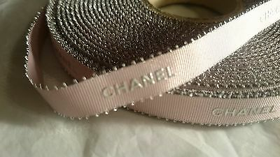 PINK RIBBON CHANEL Gift Wrapping roll