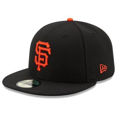 New Era San Francisco Giants Authentic 59FIFTY Fitted MLB Cap Game