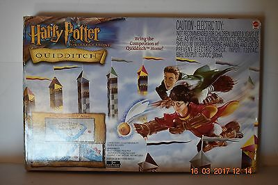 Harry Potter and the Sorcerers Stone Quidditch 2001 Discontinued