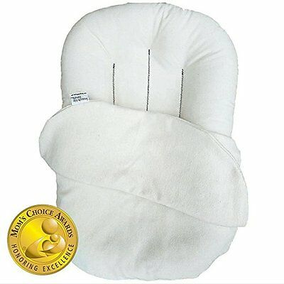 Snuggle Me Organic 100 Pure-Infant Lounging & Bed-Sharing Cushion (cotton fill)