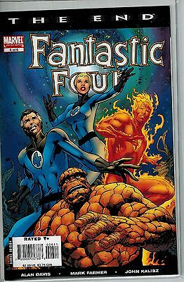 Fantastic Four The End - 006 - Marvel - May 2007