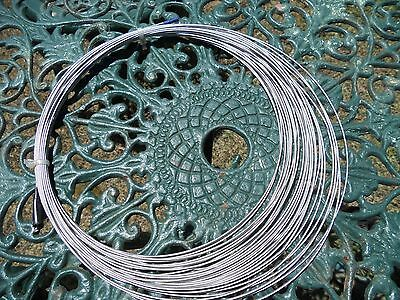 1.2 mm  19 Strand Fine Stainless Fishing Wire.Trace. 20 mt. 316 grade. Flexible