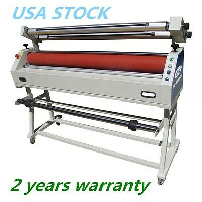 "US STOCK 110V 63"" Semi-auto Master Mounting Large Format Cold Laminator Machine"