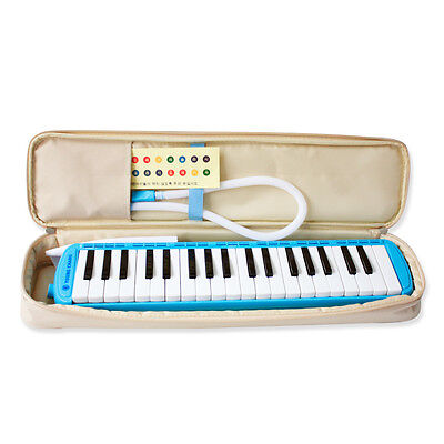 Youngchang 37 Piano Keys Students Melodica YM-NC37 Melodion Blue