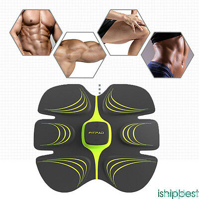 ABS Sixpad Training Gear Body Fitness Wonder Ems Core Fitpad Toning Belts Health