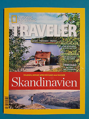 National Geographic Traveler 1/2017 Skandinavie Das gr. Reisemagazin der Welt