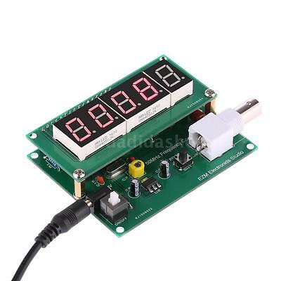 High Sensitivity 1Hz-50MHz Frequency Meter Counter Measurement Tester 50mA R1D8