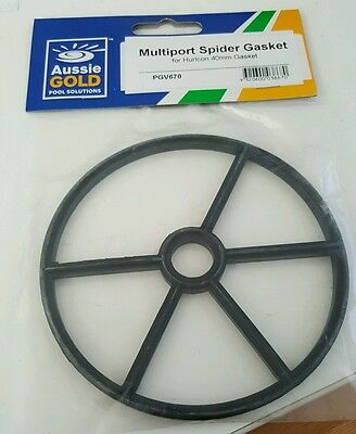 Spider Gasket for 40mm Astral/Hurlcon/Praher  SD or RX series Pool Filters mpv