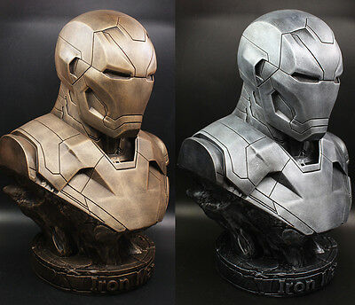 Iron Man The Avengers X-Men Captain America Bust Büste Figur Figure statue Neu