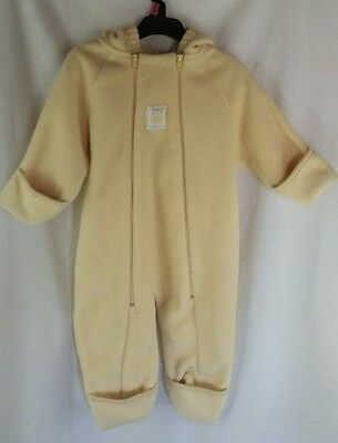 Peek A Babe Winter Suit Bunting Size 6-9 months
