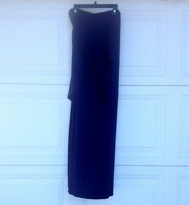 Women's Maxi Wrap Skirt Size M Rue21 ~ Nwt