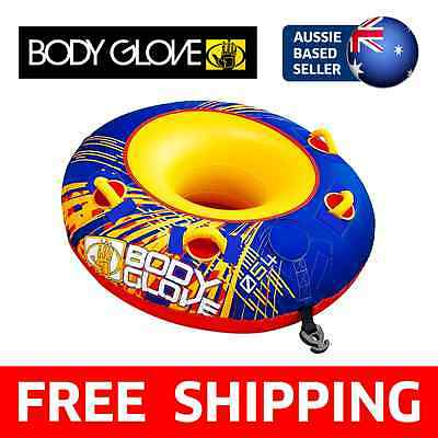 "Body Glove 054 Towable 54"" Inflatable Donut Round Tube - River, Lake, Boat, Ski"