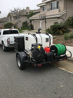 American Trailer Sewer Jetter