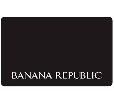 Get a $100 Banana Republic Gift Card for only $90 - Super Fast Email delivery